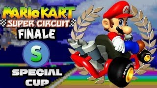 Mario Kart Super Circuit FINALE: Special Cup 150cc!  Race to Mario Kart 8 Marathon!