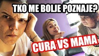 CURA VS MAMA - TKO ME BOLJE POZNAJE? | 8rasta9, xniks2x & 8mama9