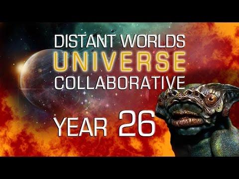 Distant Worlds Collaborative ~ Year 26 Part 2 ~ Evil Sun