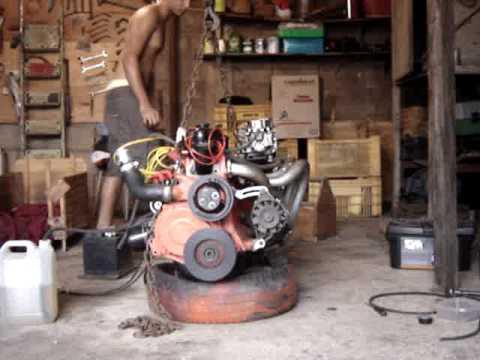 Motor Opala 6cc 250s