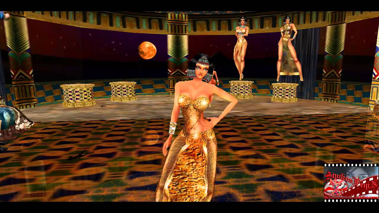 Egyptian Fashion Show Queen Of The Nile Pt1 Youtube