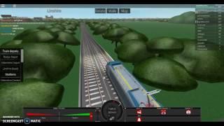FINALLY ACELA| Roblox:Terminal Railways