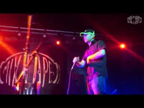 Finley Quaye - Sunday Shining (live @ club *MIXTAPE 5* Sofia, Bulgaria, 18.11.2015)