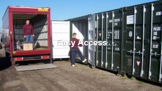 Cheap Self Storage Containers For Hire New Barn Kent