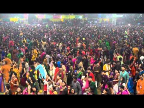 United Way of Baroda Garba 2015 : Ke Hove -Hove