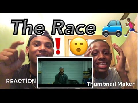"""Montana Of 300 """"The Race"""" Remix (Official Music Video)-REACTION"""