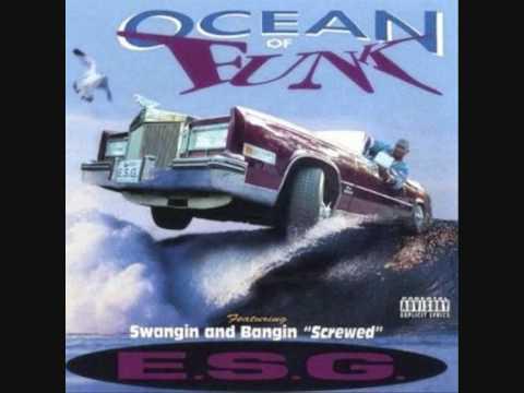 HQ E.S.G. - The South + Lyrics