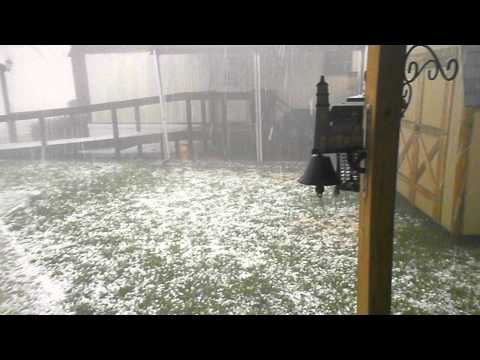 Thumbnail: The worst hailstorm ever