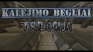 Kalėjimo Bėgliai Trilogija - 1 Dalis