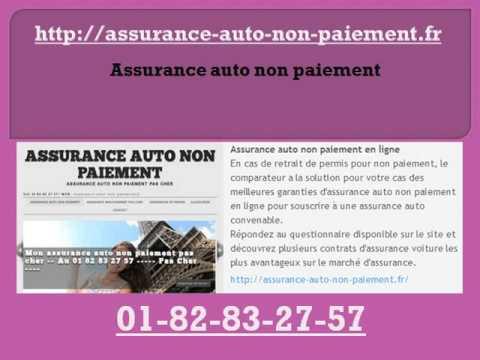 Assurance auto non paiement assurance-auto-non-paiement.fr