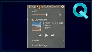 How to Change Media Players in Sound-Indicator of Ubuntu