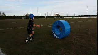 Rugby Donuts placage baby