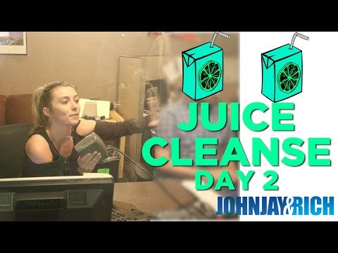 In-Studio Videos - How Are We Holding Up During Our Juice Cleanse?