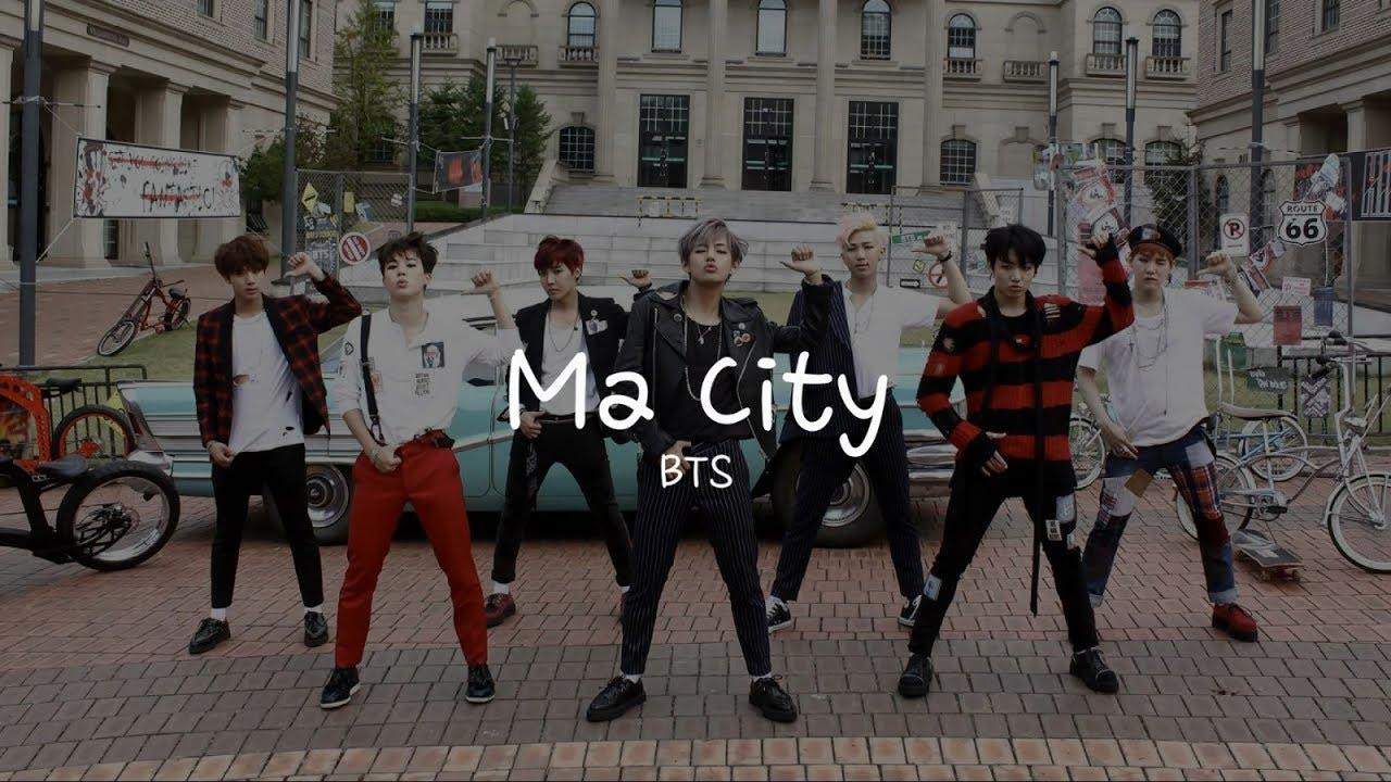 【韓中字】BTS - Ma City