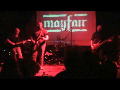 "Mayfair (with Vasilis Kar)- ""Die Flucht""-Live In Larissa 2014"