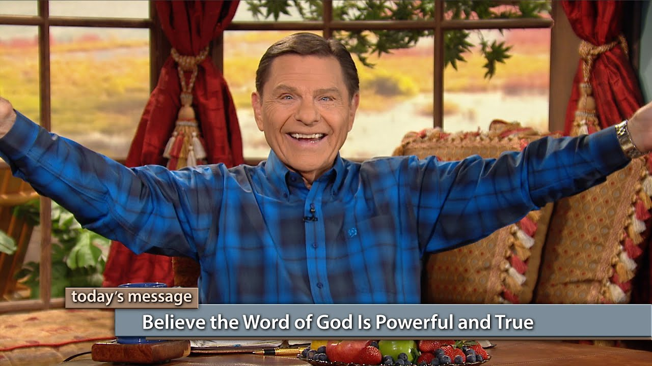 Believe The WORD of God Is Powerful and True | Kenneth