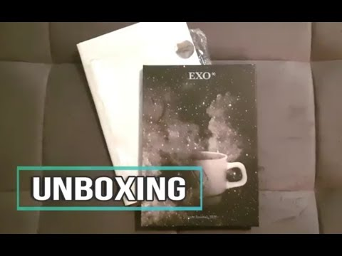 [UNBOXING] EXO 엑소  Winter Special...