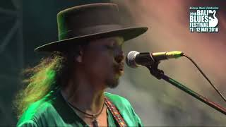 Gugun Blues Shelter - Bali Blues Festival 2018