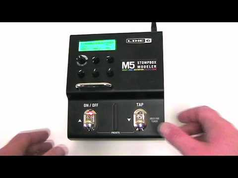 Getting Started With the M5 Stompbox Modeler