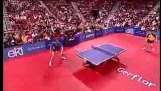 Защита и атака в настольном теннисе