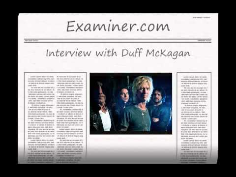 Interview with Duff McKagan of Loaded