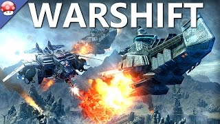 WARSHIFT Gameplay [PC HD] [60FPS] [Early Access]