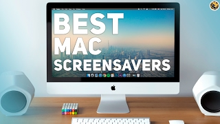 Best Landscape Screensavers for Mac Aerial from AppleTV