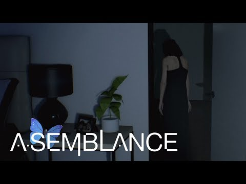 CHOICES HAVE CONSEQUENCES - Let's Play: Asemblance [Blue Ending] Gameplay