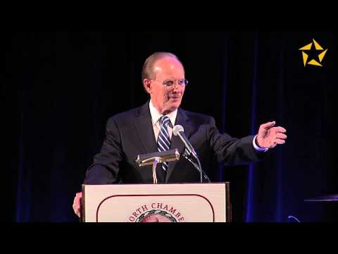State of the County Address - San Antonio - Bexar County - Judge Nelson Wolff