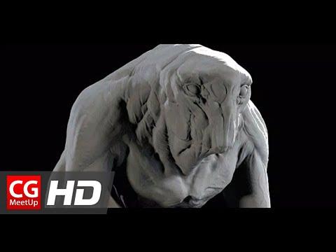 """CGI 3D Breakdown HD: """"Making of Sputnik Short Film"""" by Maxim Zhestkov"""