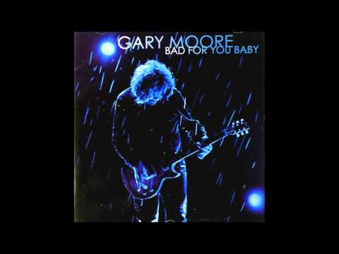 Клип Gary Moore - Holding On