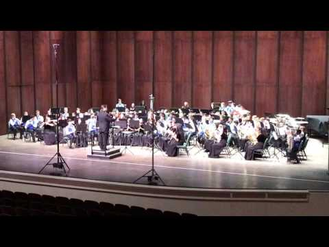 South Forsyth Middle School Symphonic Band- GMEA Conference 2017