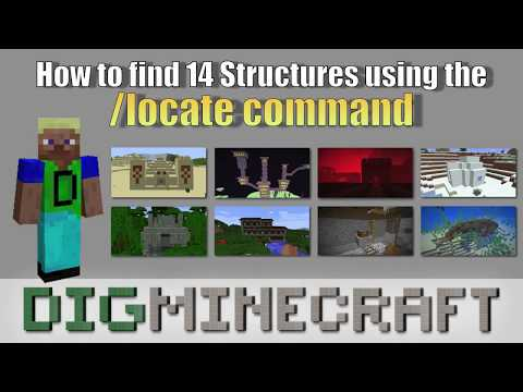 How to Use the Locate Command in Minecraft