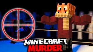 ICH MUSSTE IHN OPFERN UM DIE RUNDE ZU GEWINNEN! ✪ Minecraft MURDER