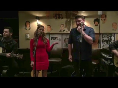 Chris Young & Cassadee Pope Perform