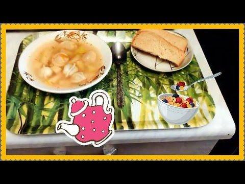 гороховый суп с копчеными ребрами, рецепт приготовления