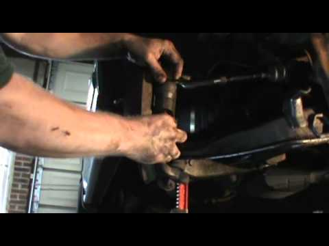Part 2 Power Steering Rack And Pinion Replacement Ford
