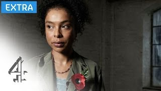 The Dug Out by Siegfried Sassoon: Read by Sophie Okondeo | Remembering World War 1 | More 4