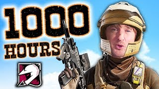 What 1000 HOURS of MOZZIE Experience Looks Like - Rainbow Six Siege
