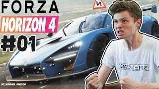 DIE KRASSESTEN AUTOS DER WELT | Forza Horizon 4 Let's Play #1 | Dner