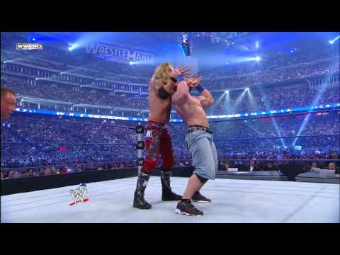 John Cena vs. Big Show vs. Edge: WrestleMania XXV