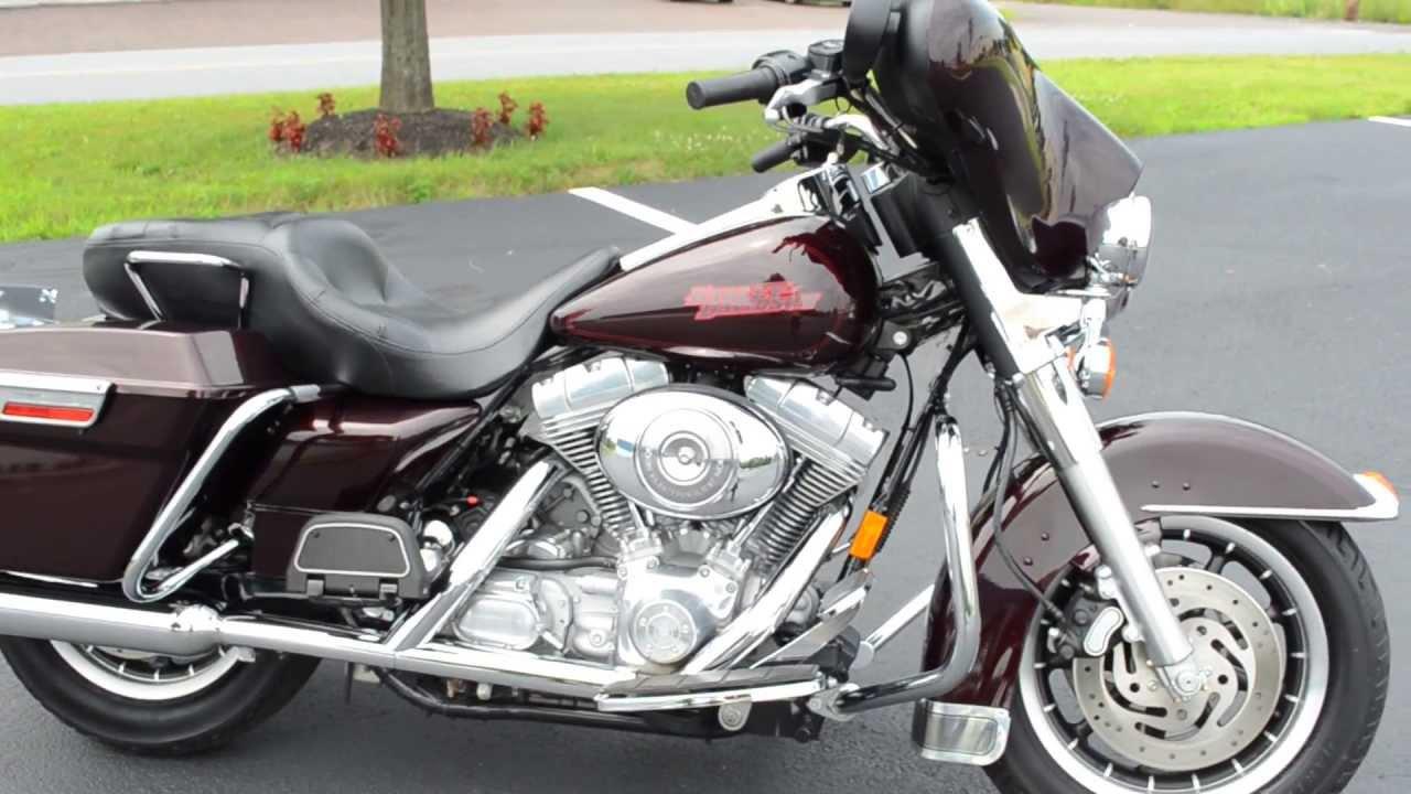 For Sale 2005 HarleyDavidson FLHT Electra Glide Standard