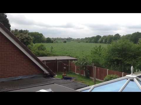 Honest Review Of Velux Balcony Window How It Opens &closes Interesting Gorgeous View