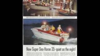 Antieke en vintage advertenties voor buitenboordmotoren uit Australië en de V