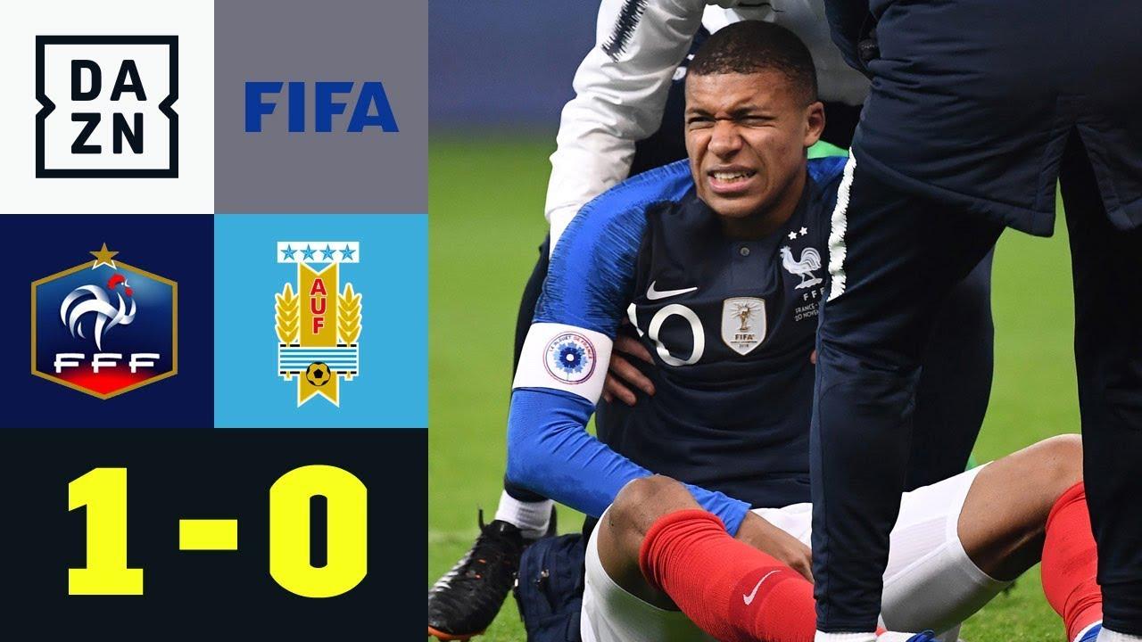 Frankreich Uruguay