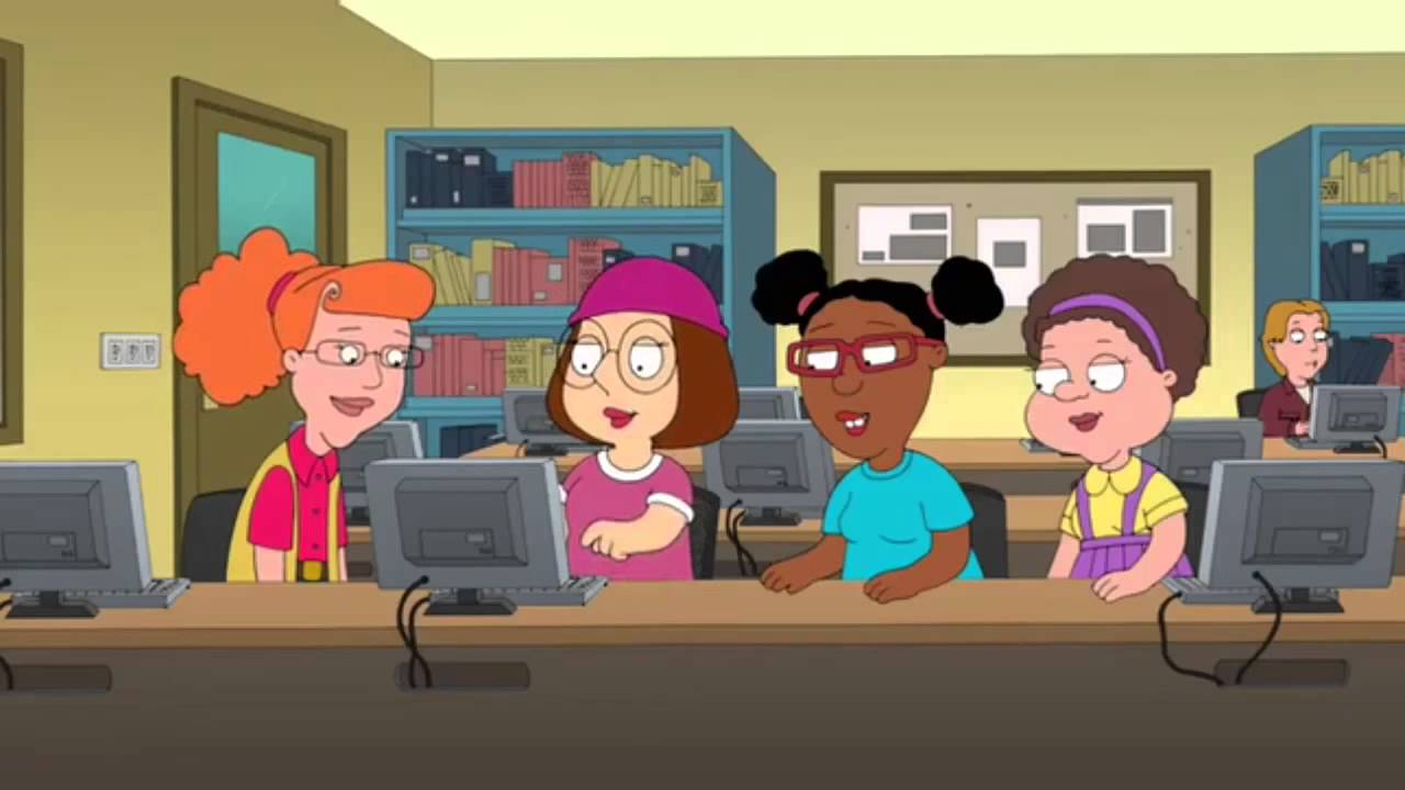 meg griffin sex tape