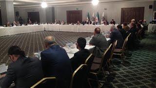 المعارضة السورية تتقدم بمذكرة ضد روسيا وايران في مجلس الأمن