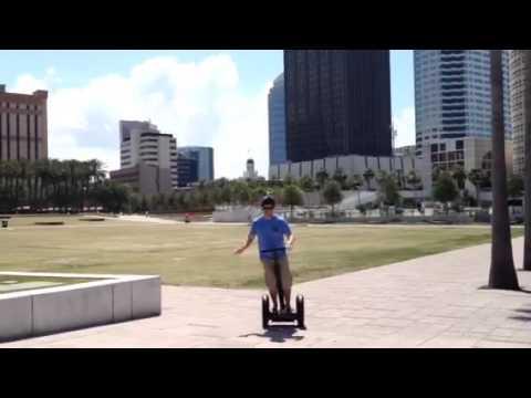Segway Tour Tampa Florida