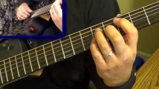 Guitar Tutorial - Masquerade - George Benson