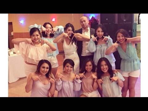 Twice TT Dance Surprise for Bride!